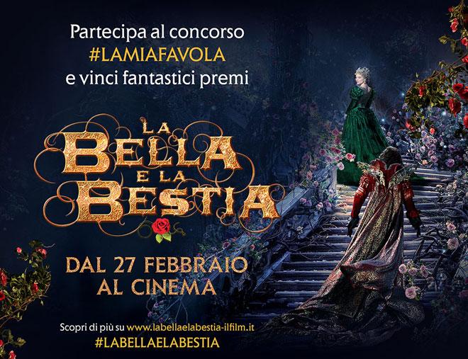 La Bella e La Bestia concorso #lamiafavola