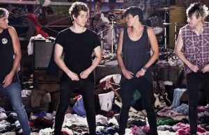 5 seconds of summer behind the scenes video