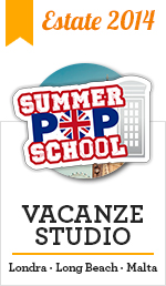 Summer Pop School 2014