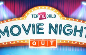 team world movie night out