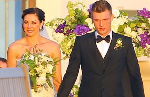 Nick Carter Lauren Kitt sposi