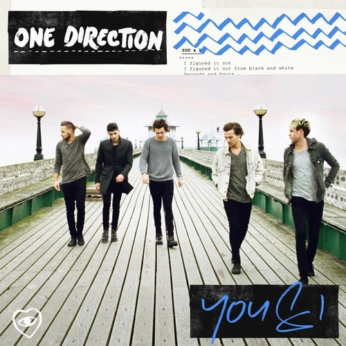 you and i cover singolo