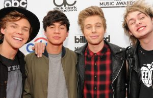 5 seconds of summer billboard music awards 2014