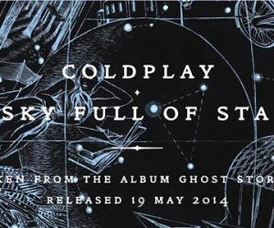 Coldplay A sky full of stars