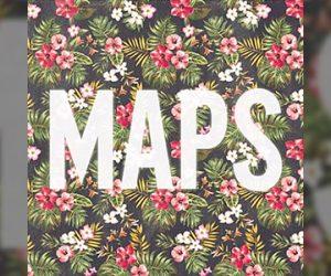 Maroon 5 Maps copertina