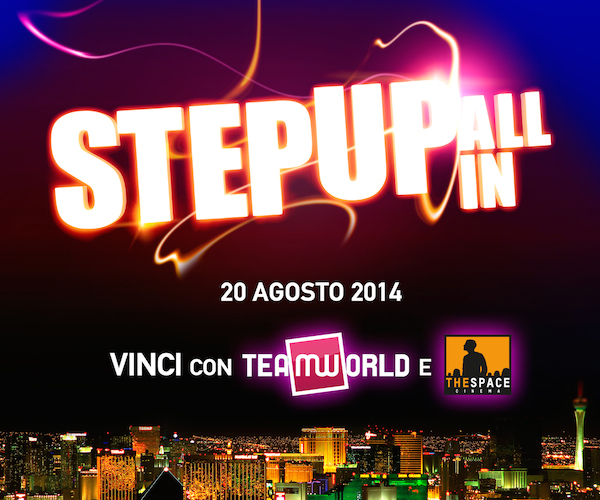 step up all in contest