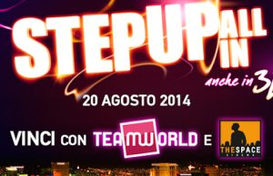 step up all in concorso fase due
