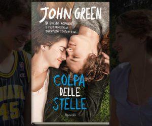Colpa delle stelle libro John Green