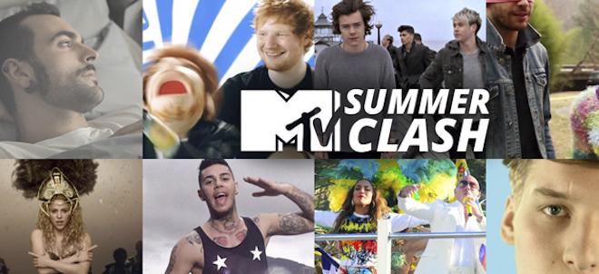 MTV SUMMERclash