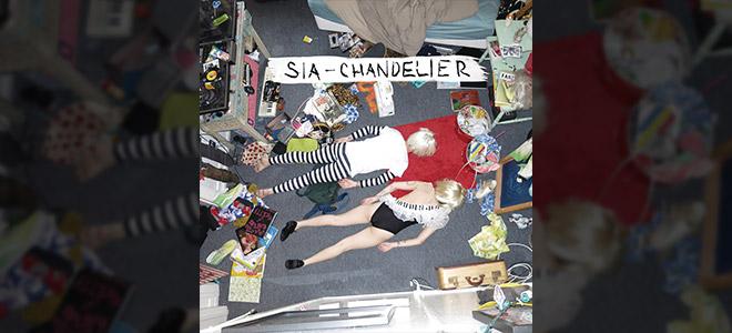 Testo e traduzione Chandelier Sia - Team World