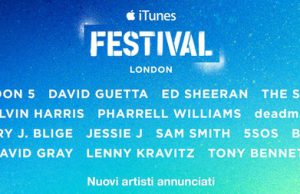 itunes festival streaming