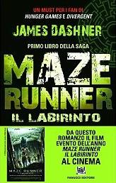 maze runner libro