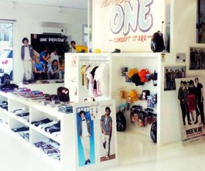 Negozio One Direction Number One Concept Store Catania