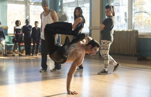 Step Up All In clip esclusiva Chad