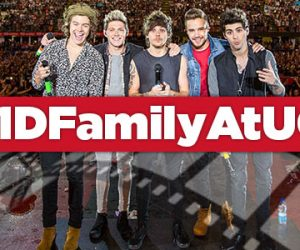 1D FAMILY at UCI Fan Meeting