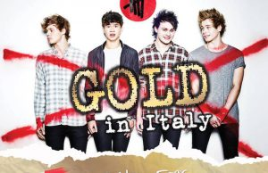 5 seconds of summer disco d'oro