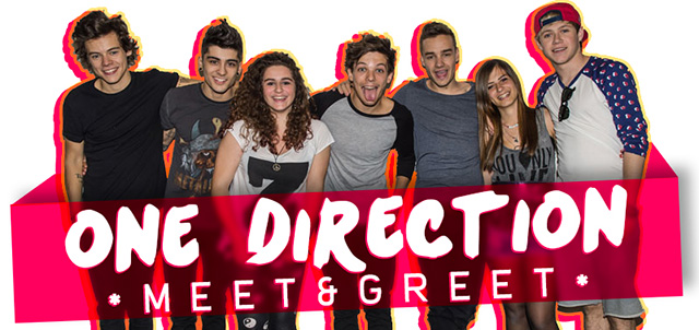 One Direction Meet And Greet