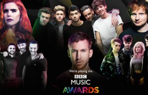 1d ed sheeran bbc music awards