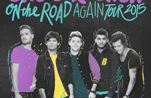 On The Road Again 2015 One Direction date