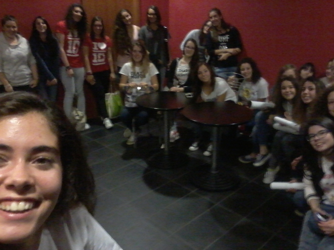 fan meeting uci pordenone