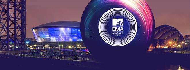 MTV EMA 2014 diretta