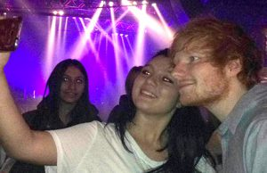 Ed Sheeran Meet And Greet Milano Alcatraz