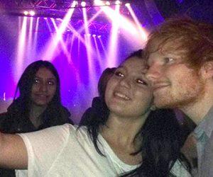 Ed Sheeran Meet And Greet Milano Alcatraz