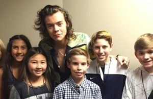 harry styles los angeles