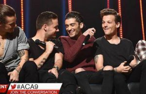 one direction a current affair
