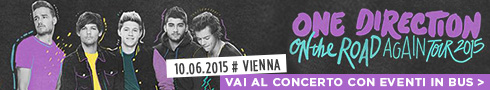 One Direction On The Road Again Tour Vienna 2015