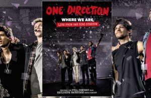 One Direction Where We Are DVD San Siro