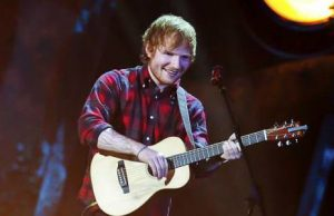 bbc music awards 2014 ed sheeran
