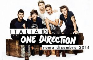 One Direction Italia 1D Mediaset