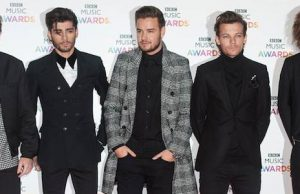 bbc music awards one direction