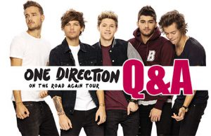 One Direction On The Road Again Tour 2015 Italia concerti
