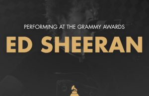 Ed Sheeran Grammy Awards 2015