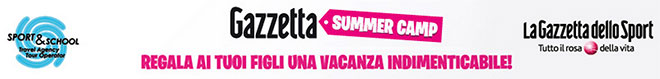 Gazzetta Summer Camp 2015