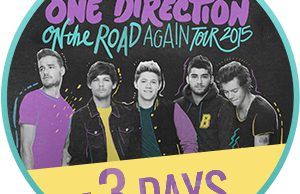 On The Road Again Tour 3 giorni