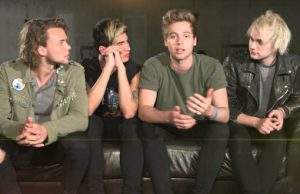 5 Seconds Of Summer APRA video