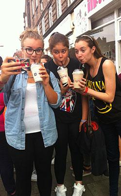 Milkshake City 1D Londra