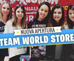 Team World Store Milano 2015