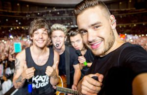 One Direction foto nuova Cal Aurand