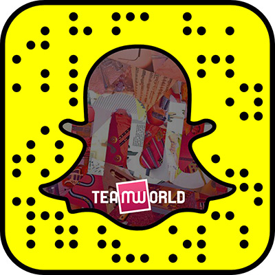 team world snapcode
