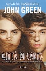 Città di Carta copertina libro Rizzoli