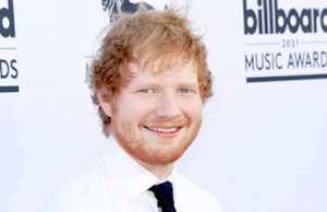 Ed Sheeran Billboard Music Awards 2015