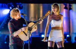 Ed Sheeran Taylor Swift Rock In Rio USA