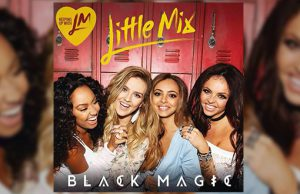 Little Mix Black Magic cover single