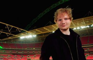 Ed Sheeran Wembley