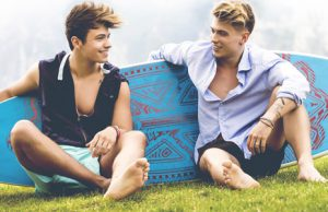 Camp Mare Benji & Fede Team World