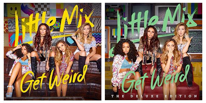 Little Mix album Weird album